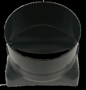 BD04 - 4 Inch Bath Fan Damper