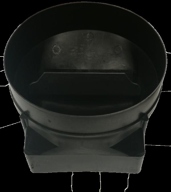 BD06 - 6 Inch Bath Fan Damper