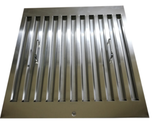 BFU - NA330R Baffle Filter