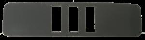 UM24 - Control Panel Sticker - NA930